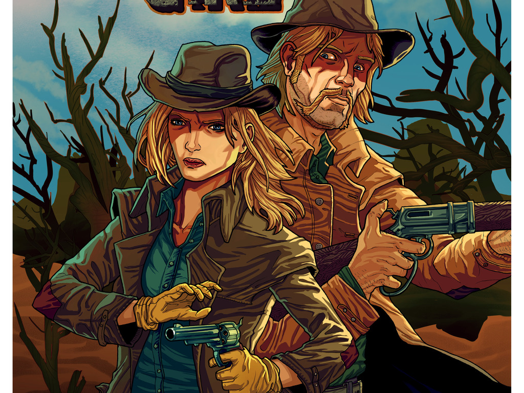 The Empty Grave: Daddy's Little Girl Comic Book's video poster