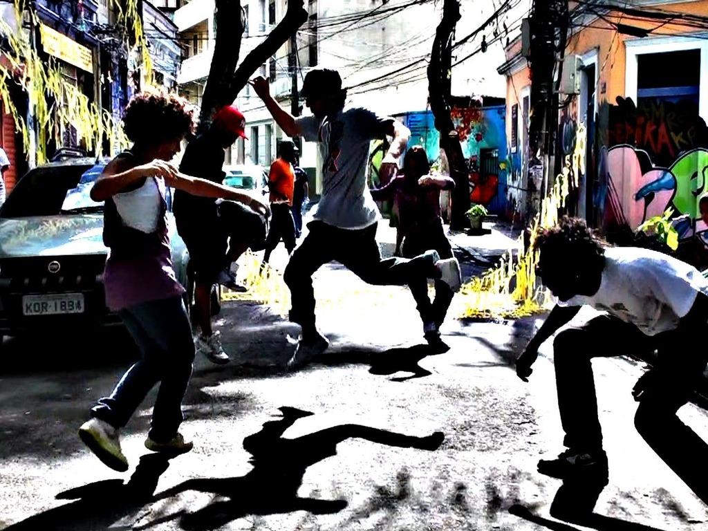 Believe The Beat : Hip Hop Dance in Rio de Janeiro's video poster