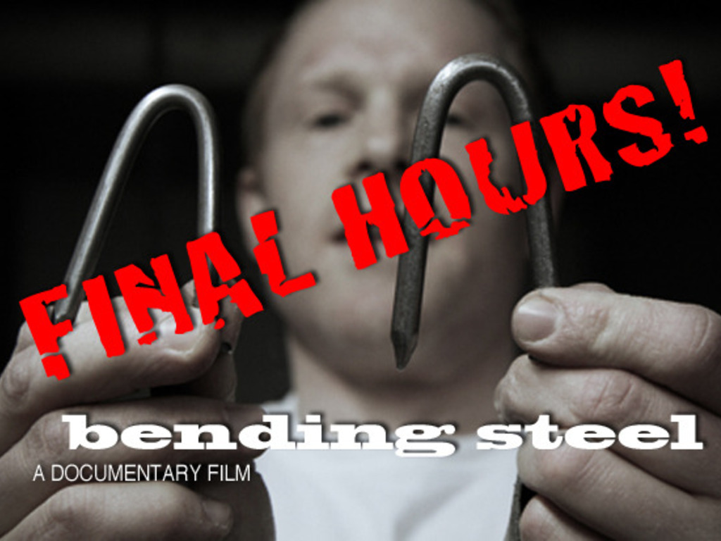 Help finish Bending Steel: A Feature Length Documentary Film's video poster