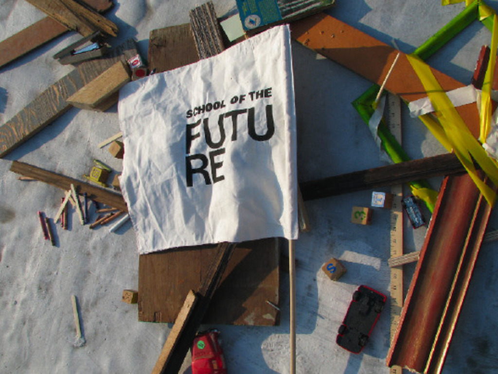 Building the School of the Future's video poster