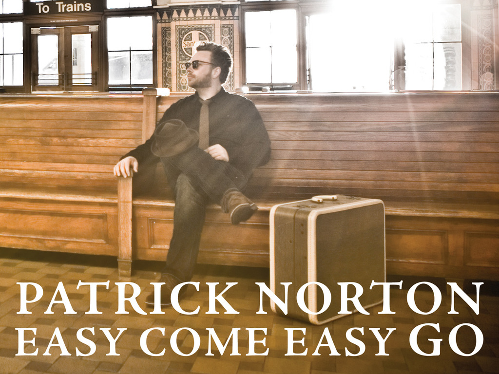 Patrick Norton's Debut Album, Easy Come Easy Go's video poster