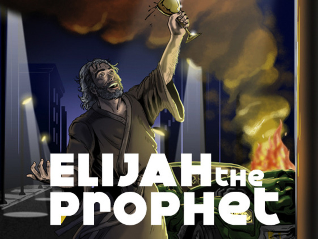 Elijah the Prophet - A Short Film's video poster
