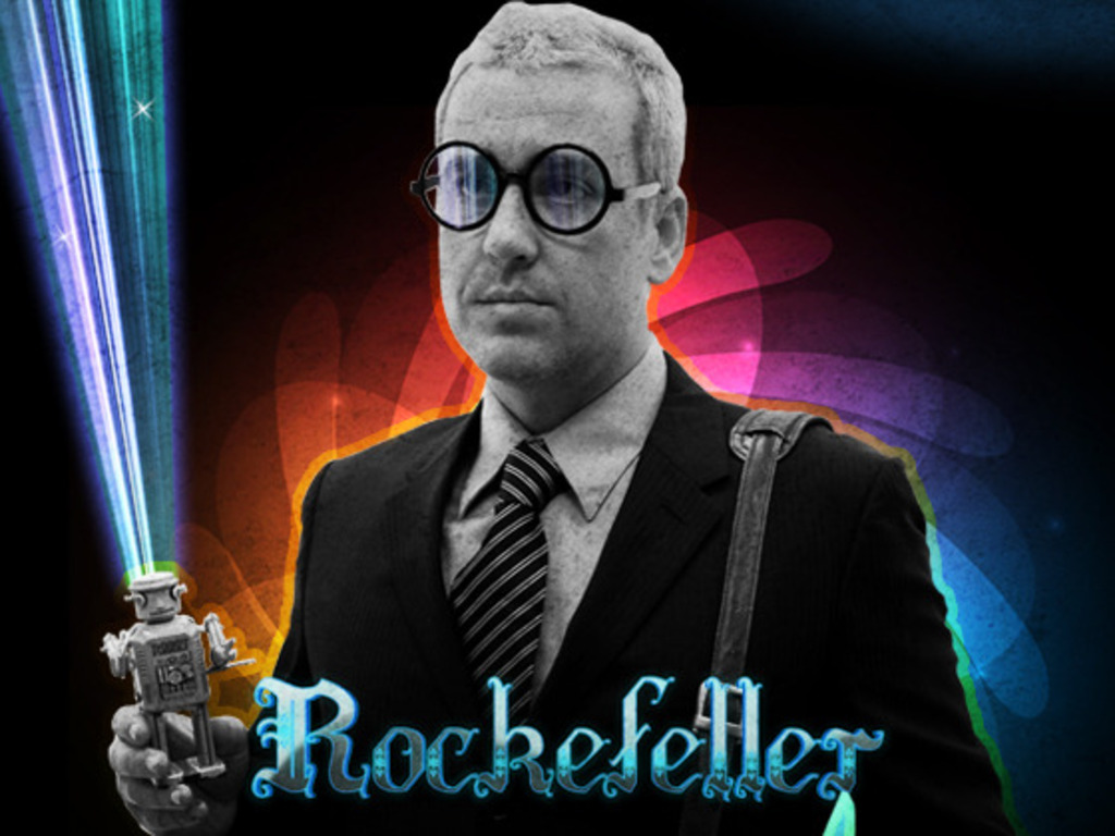 ROCKEFELLER's video poster