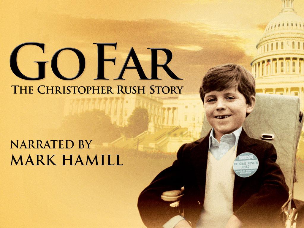 GO FAR: The Christopher Rush Story (3)'s video poster