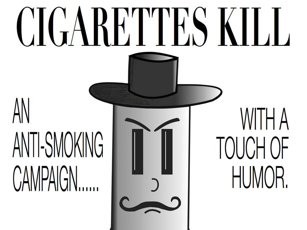 Cigarettes Kill's video poster