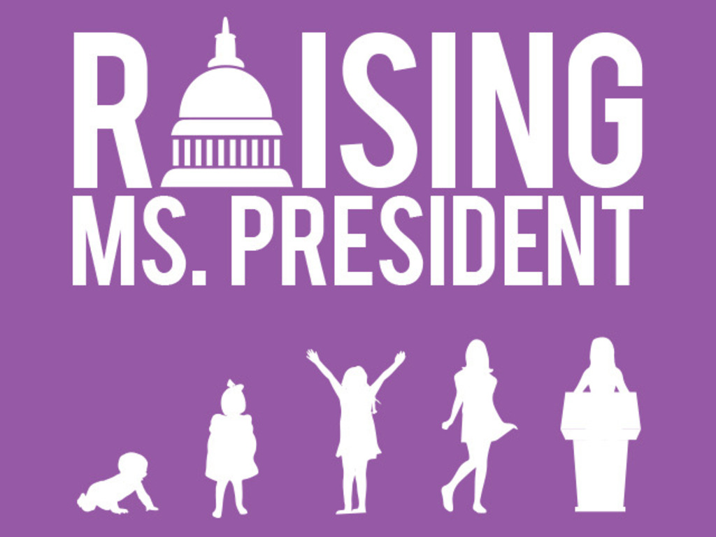 Raising Ms. President - A Documentary's video poster