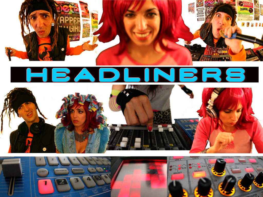 """HEADLINERS"" Electronic Dance Music <EDM> Comedy Show!'s video poster"
