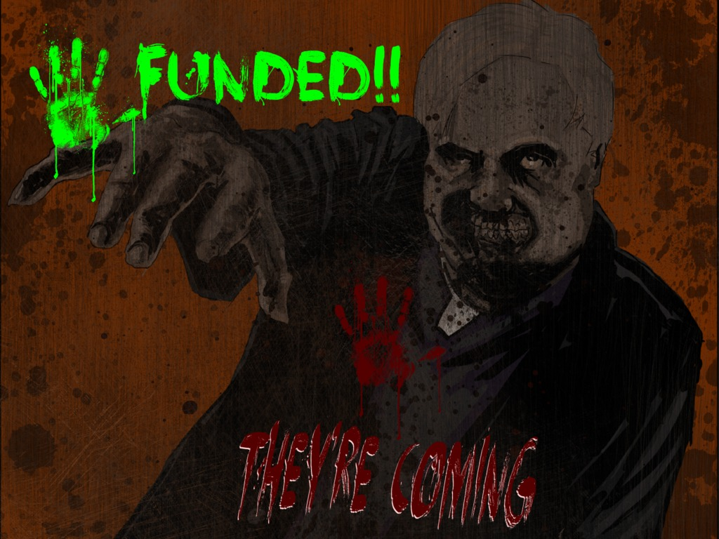 They're Coming - A Zombie Survival Card Game's video poster