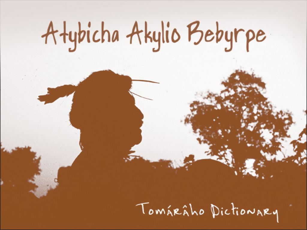 Tomárâho Dictionary's video poster