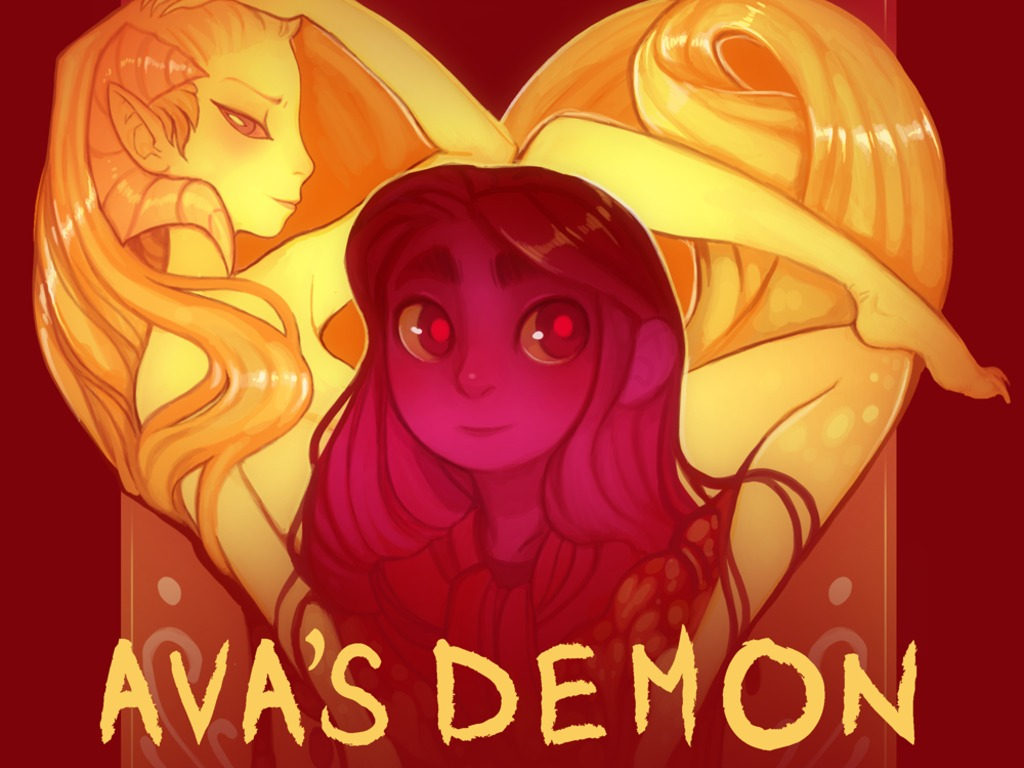 Ava's Demon: Book One's video poster