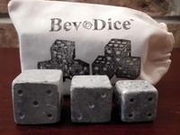 Bev Dice (Relaunch): Beverage Chilling Stones, No More Ice