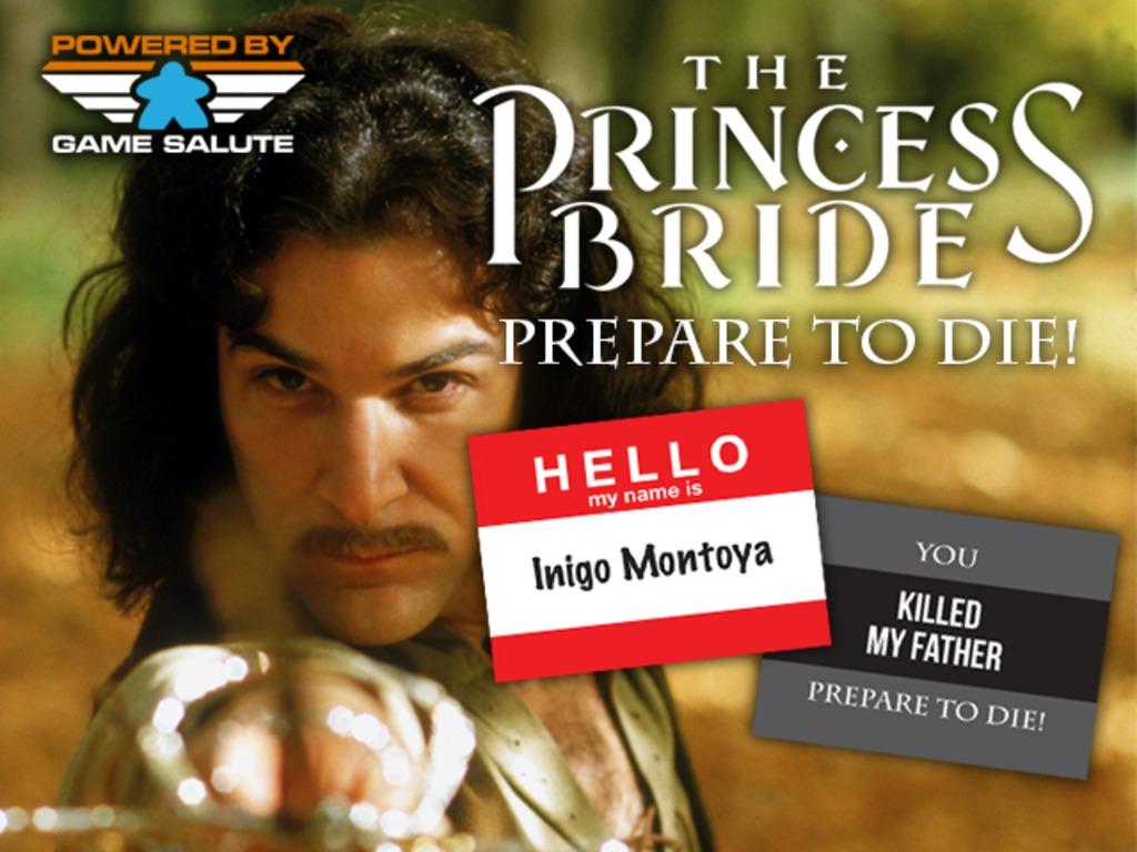 The Princess Bride: Prepare to Die!'s video poster