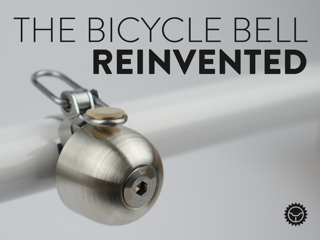 A better bicycle bell, made in the USA.'s video poster