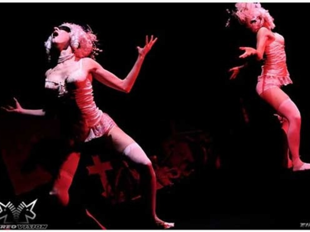 Sex and Taboo:  A Surreal Performance Art Event's video poster