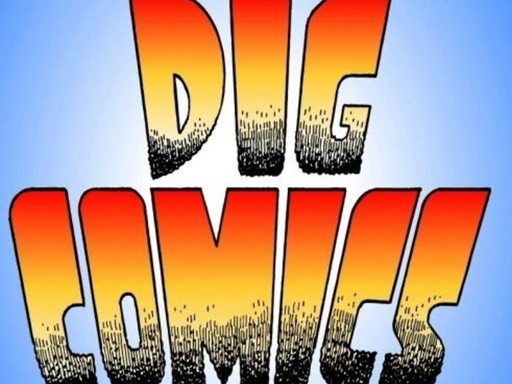 DIG COMICS's video poster