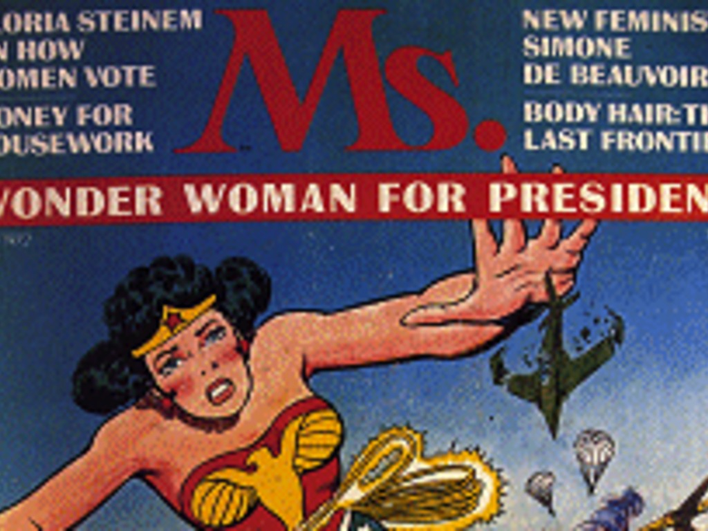 Paradise Dungeons: A Critical History of Wonder Woman's video poster