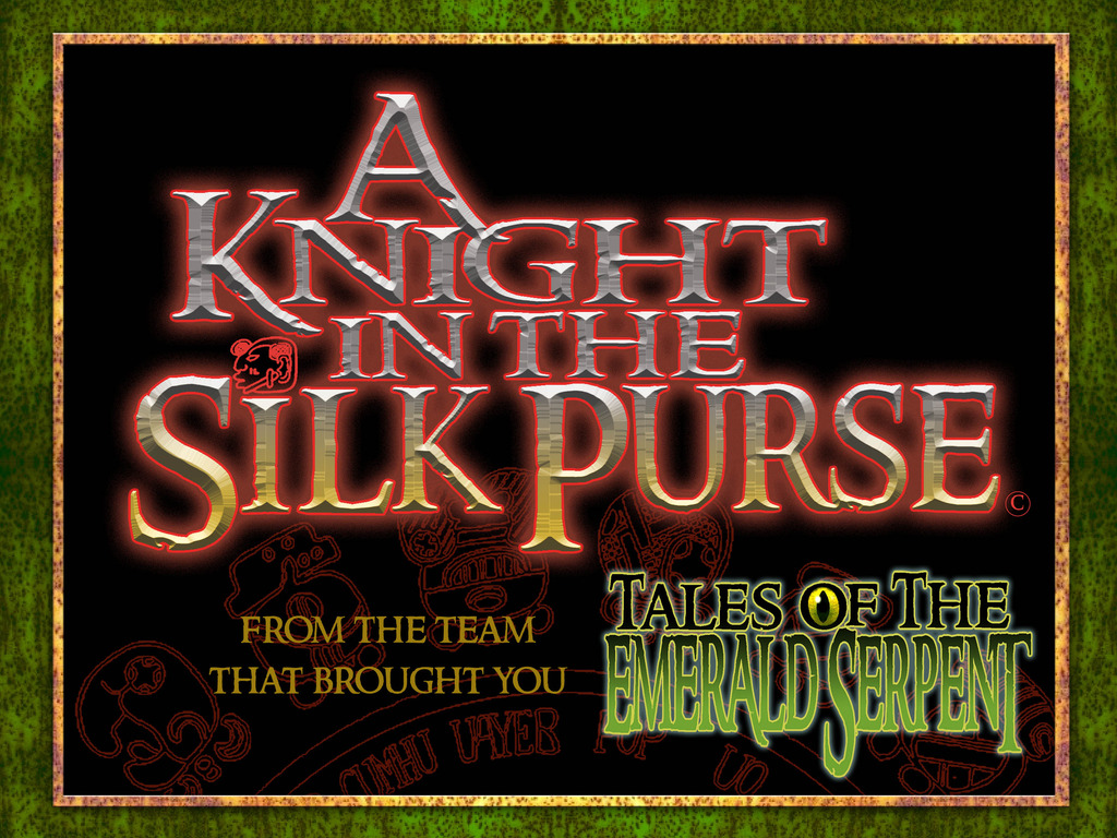 A Knight in the Silk Purse, Tales of the Emerald Serpent V2's video poster