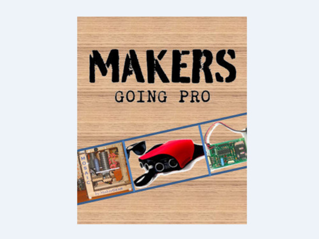 Makers Going Pro's video poster