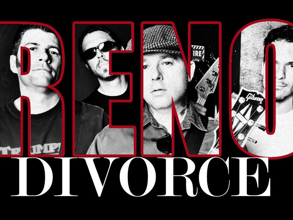 "PRE ORDER Reno Divorce Digital CD ""Stuck On You"" $15 or more's video poster"