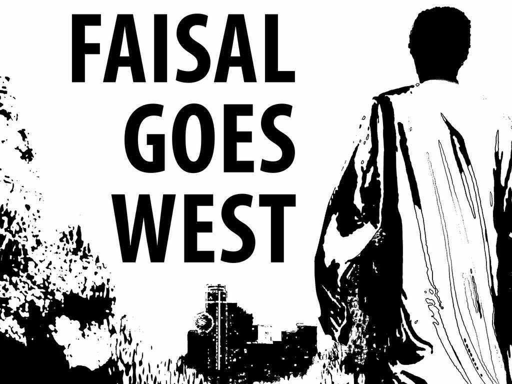 Faisal Goes West's video poster