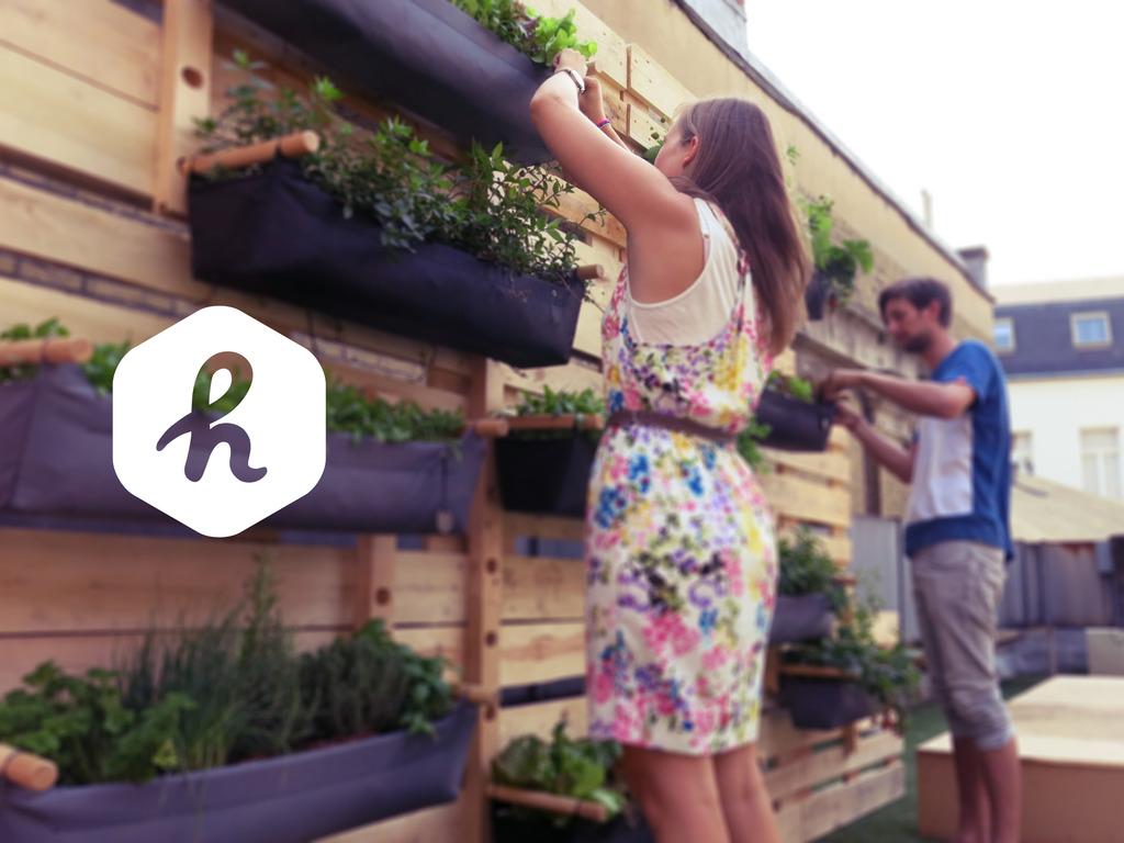 Super®Bag - Urban harvesting made easy!'s video poster