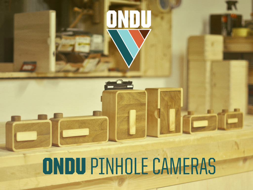 ONDU Pinhole Cameras's video poster