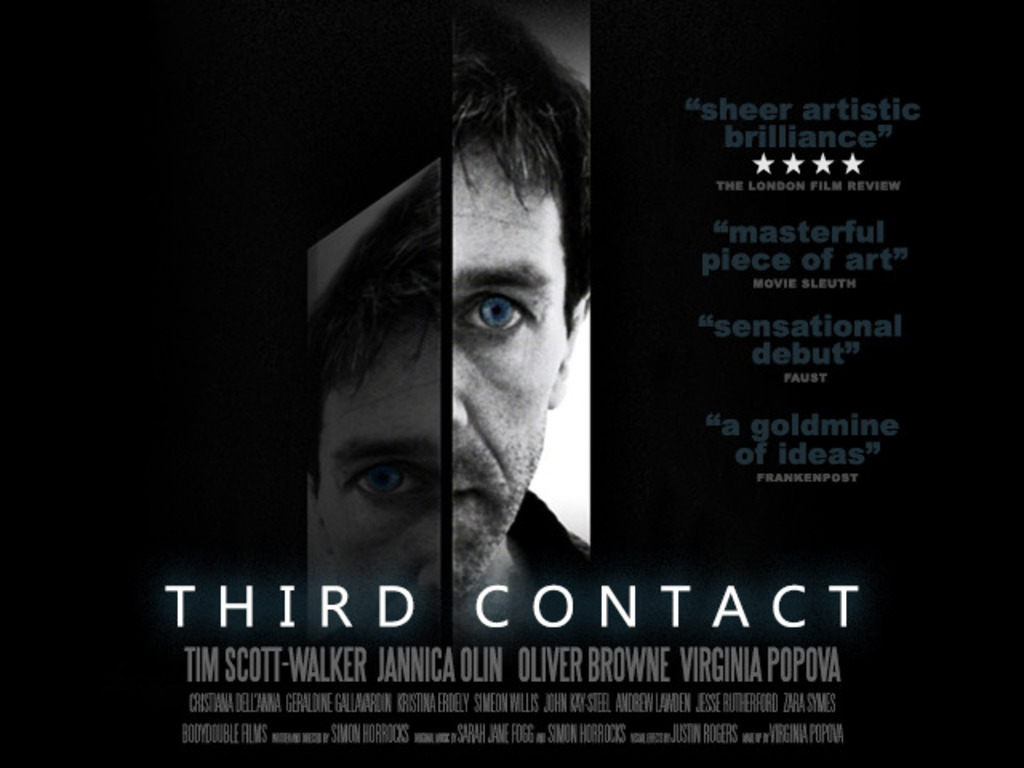 THIRD CONTACT on the BIG SCREEN - EVERYONE'S INVITED!'s video poster