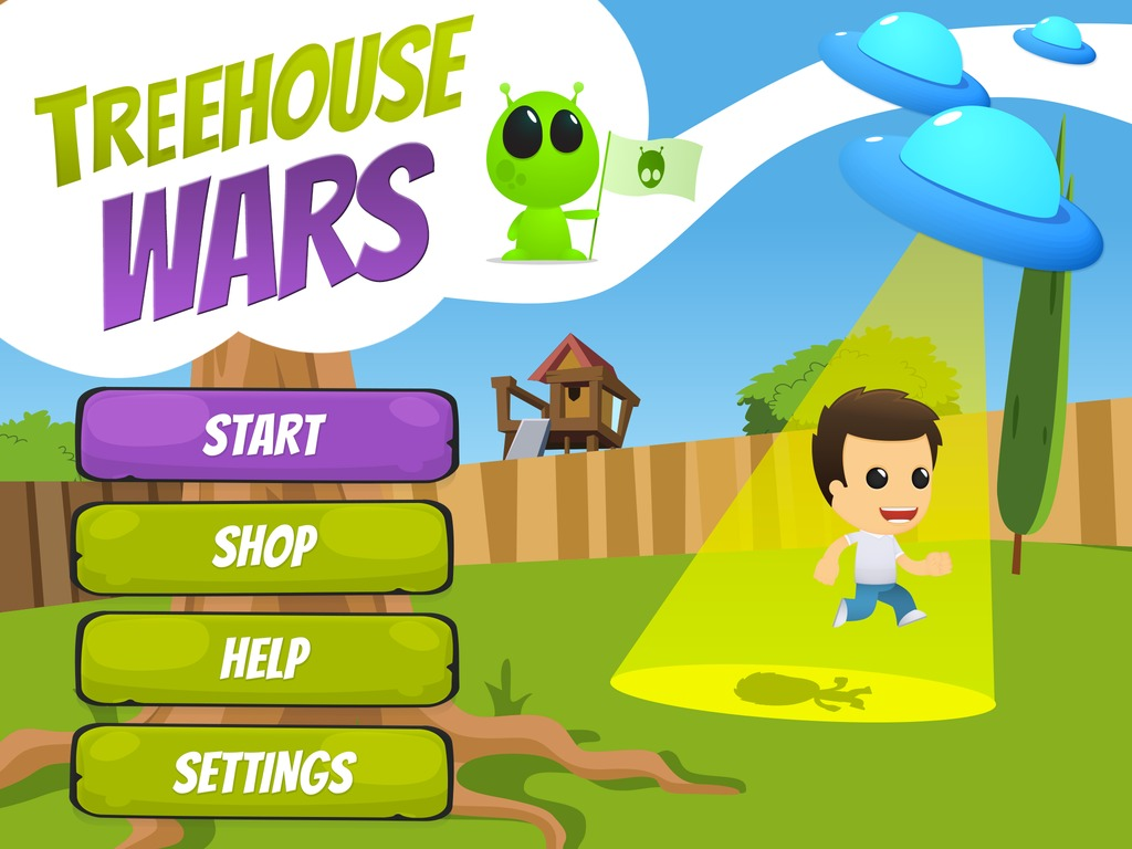 Treehouse Wars's video poster