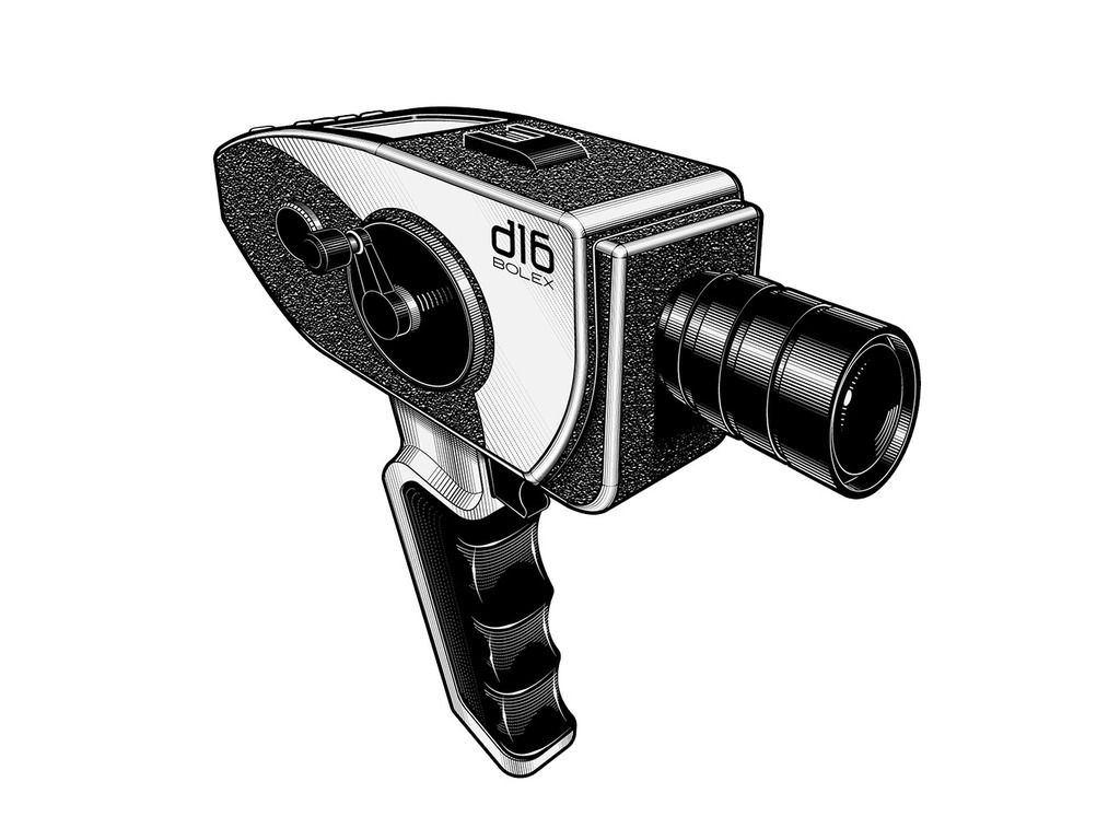 The Digital Bolex: The 1st Affordable Digital Cinema Camera's video poster