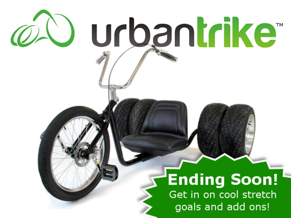 Urbantrike - We're Kind of a Big Wheel's video poster