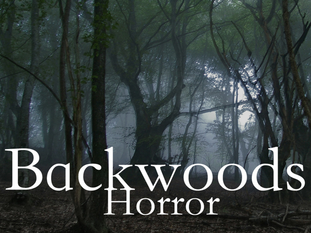 A Backwoods Horror: Independent Short Film's video poster
