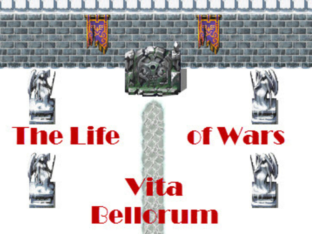 The Life of Wars: Vita Bellorum --Kickstarter Canceled's video poster