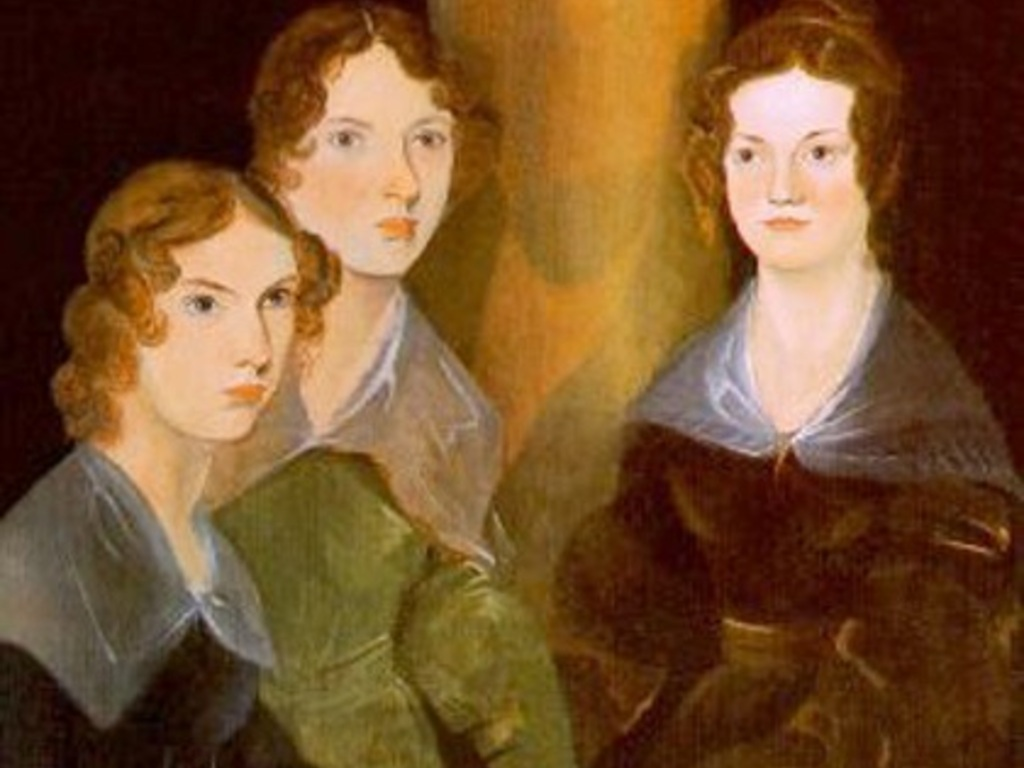 LINES - a film about the Bronte sisters's video poster