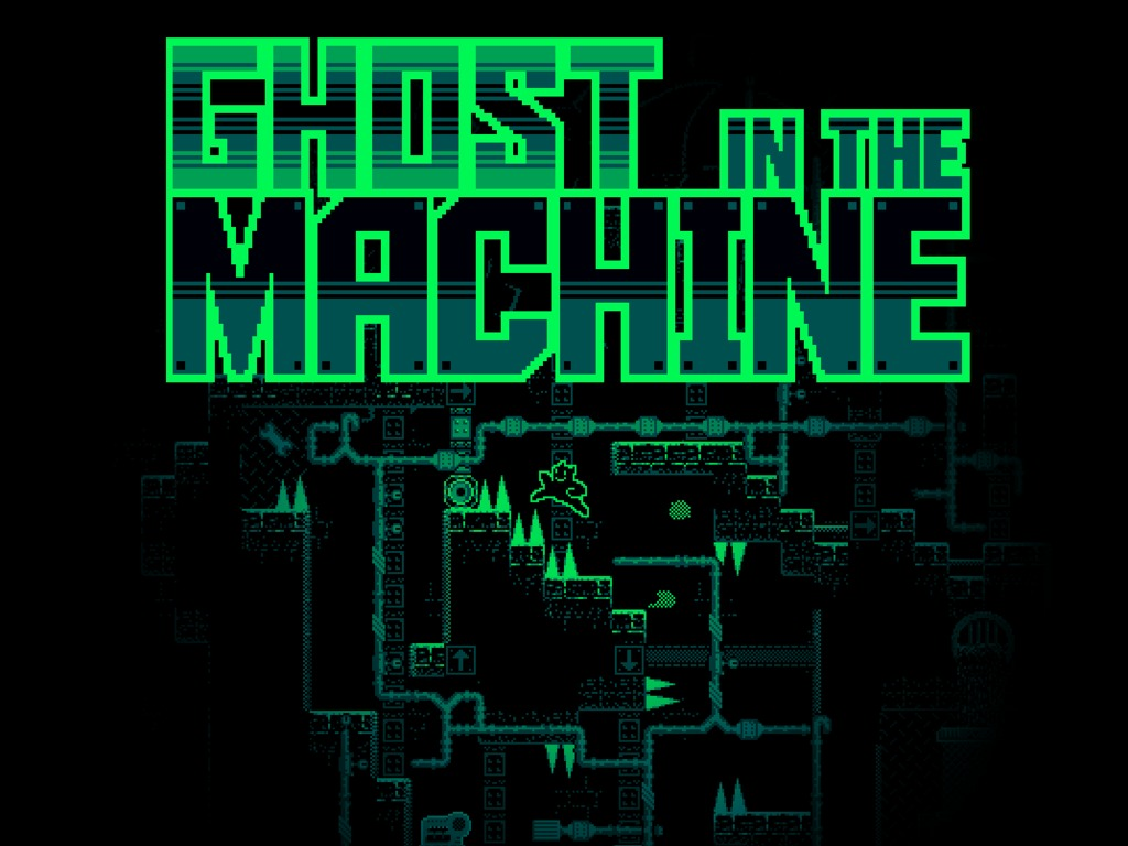Ghost in the Machine's video poster