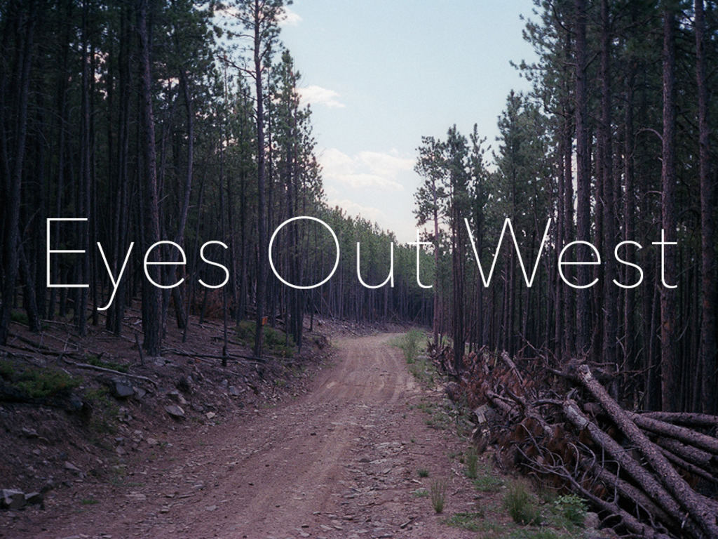 Eyes Out West's video poster