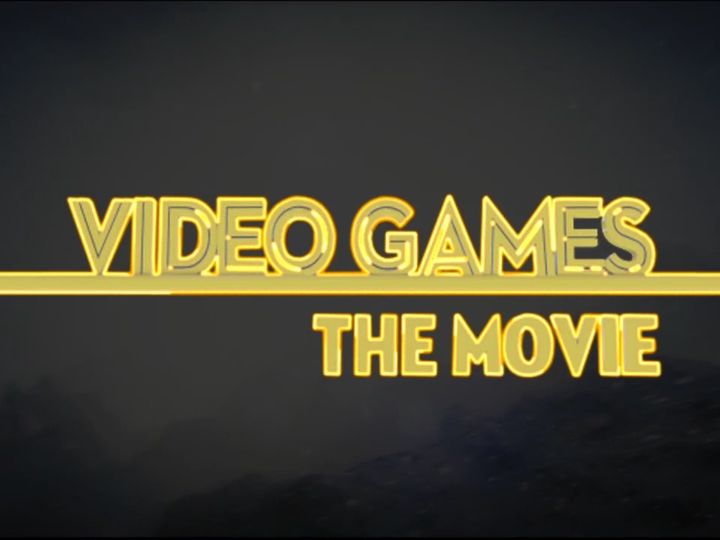 Video Games: The Movie's video poster