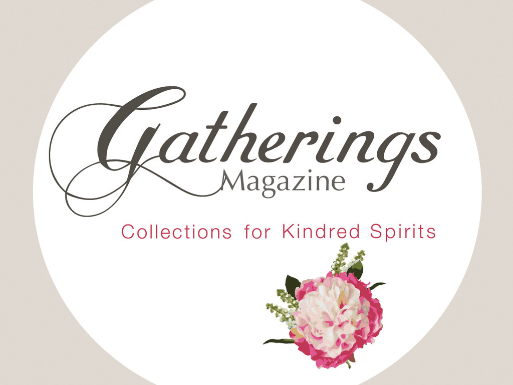 Gatherings Magazine in Print's video poster