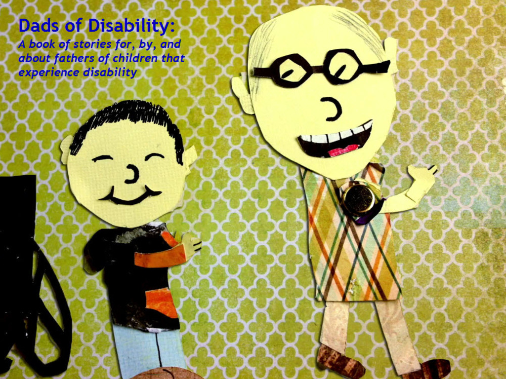 Dads of Disability's video poster