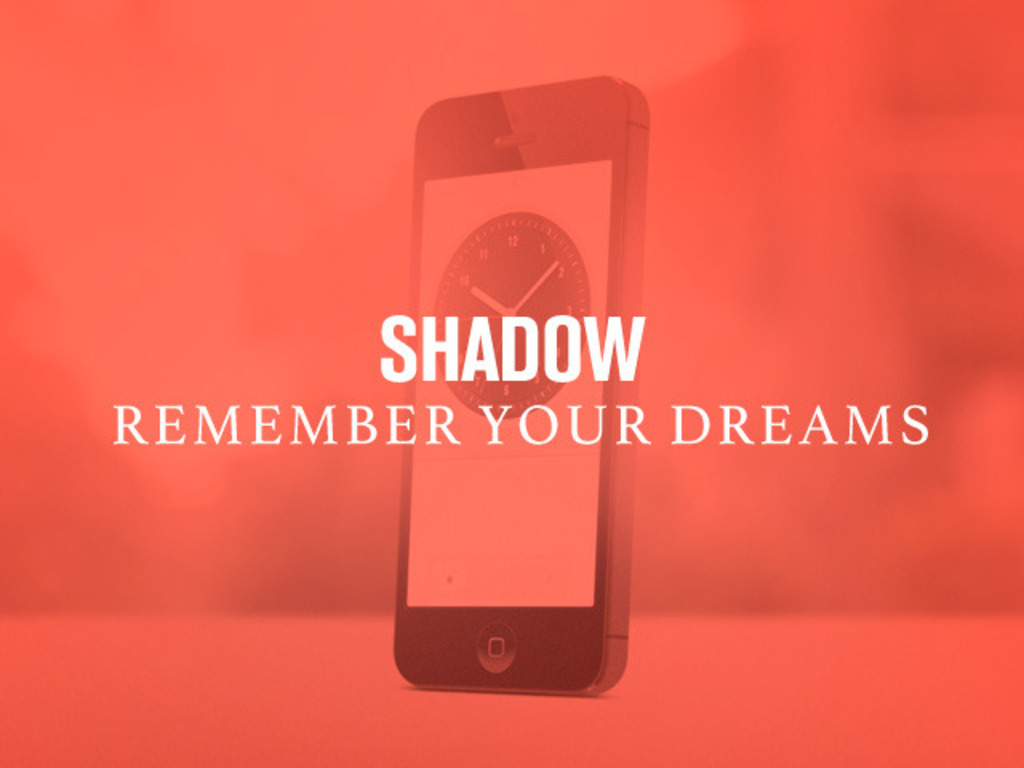 SHADOW | Community of Dreamers's video poster