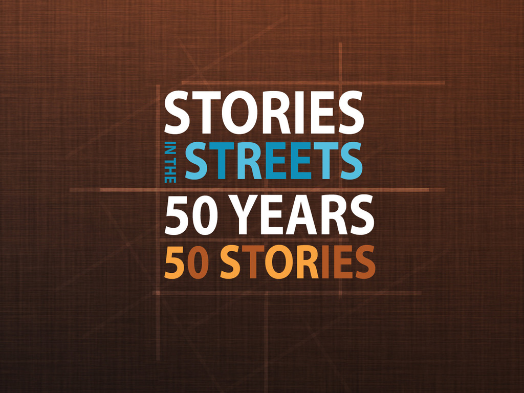 50 Years, 50 Stories's video poster