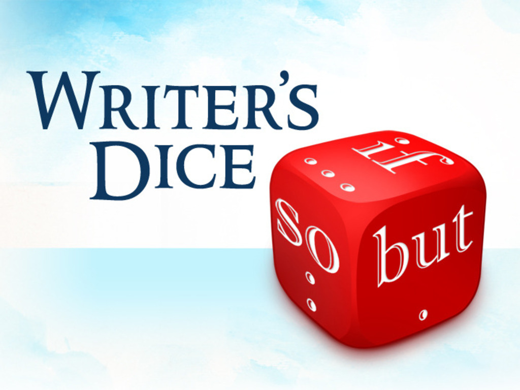 Writer's Dice - Roll over writer's block!'s video poster