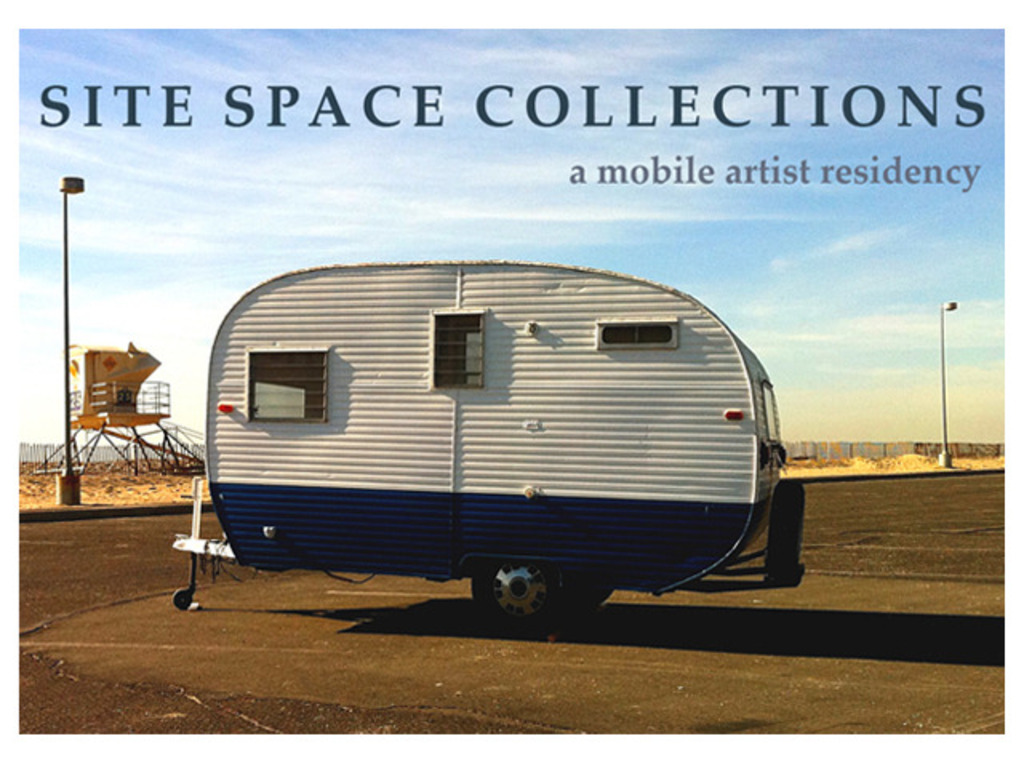 Site Space Collections: A Mobile Artist Residency's video poster