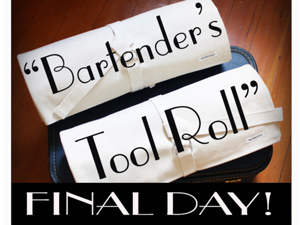 Bartender's Tool Roll by McSology's video poster