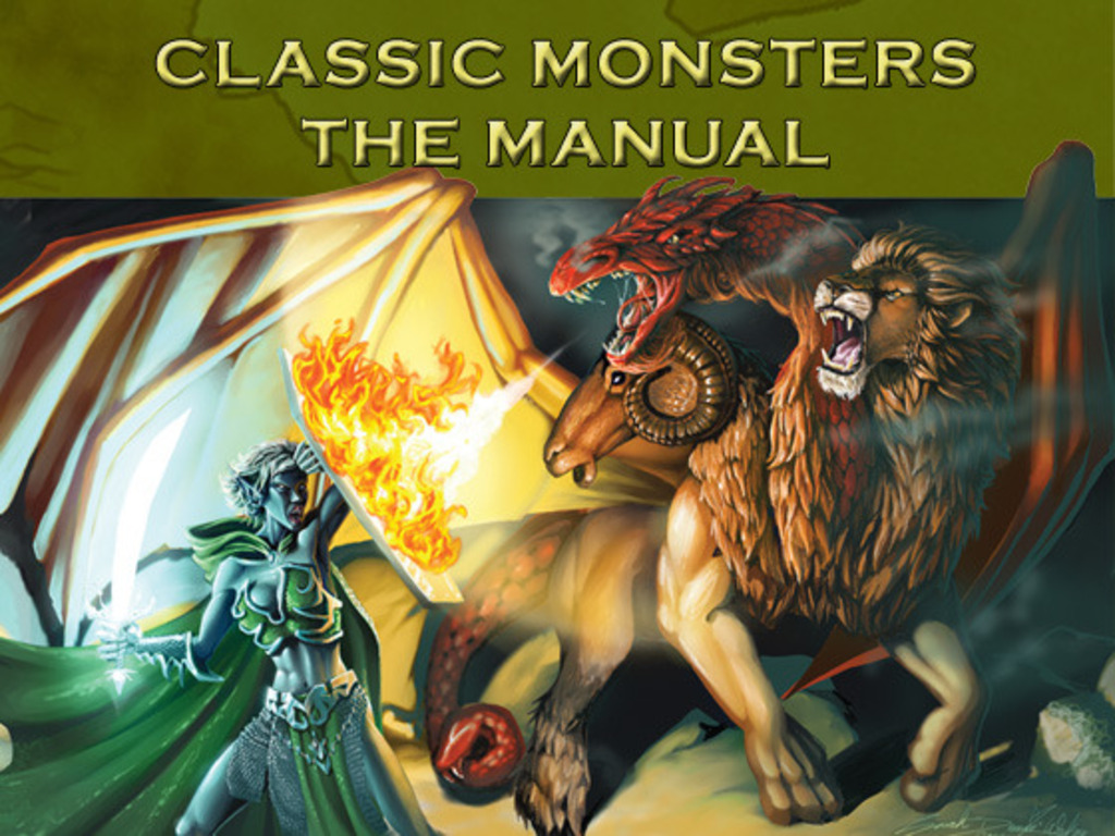 Castles & Crusades: Classic Monster A Monster Manual's video poster