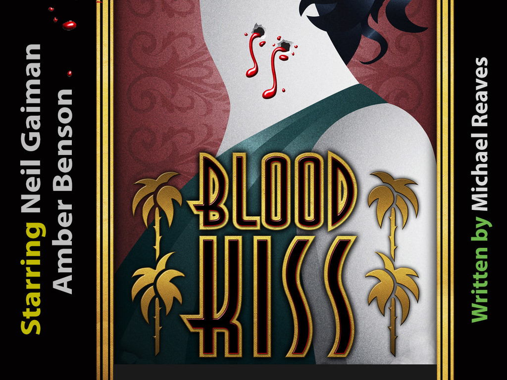 BLOOD KISS's video poster