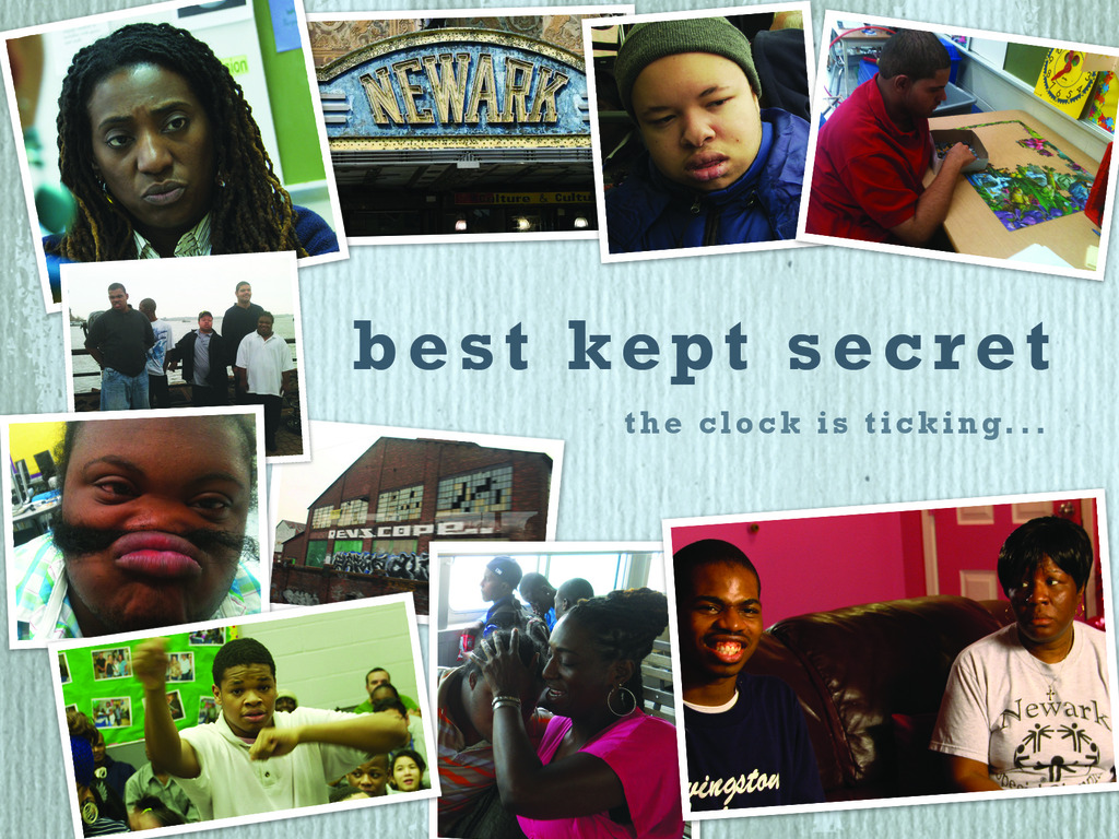 BEST KEPT SECRET's video poster