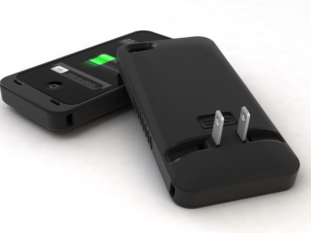 JuiceTank: The first ever iPhone CASE and CHARGER in one's video poster