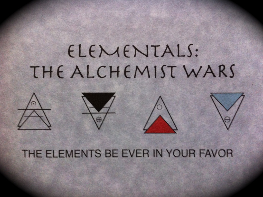 Elementals: The Alchemist Wars - The Card Game's video poster