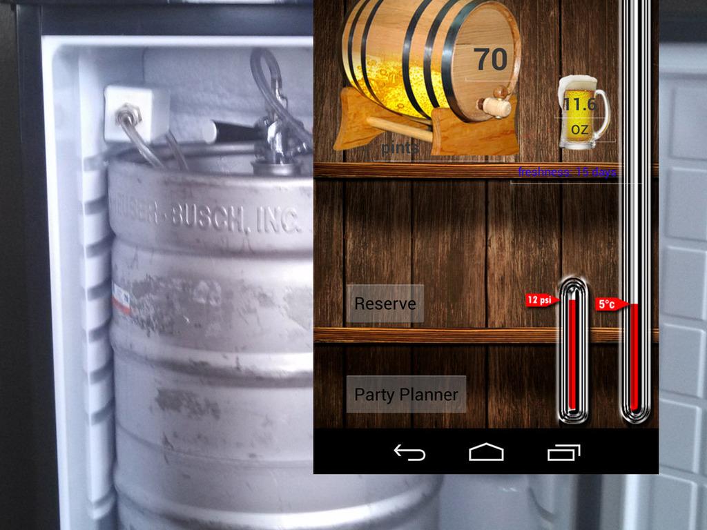 KegVision: Smartphone Kegerator Beer Monitor's video poster