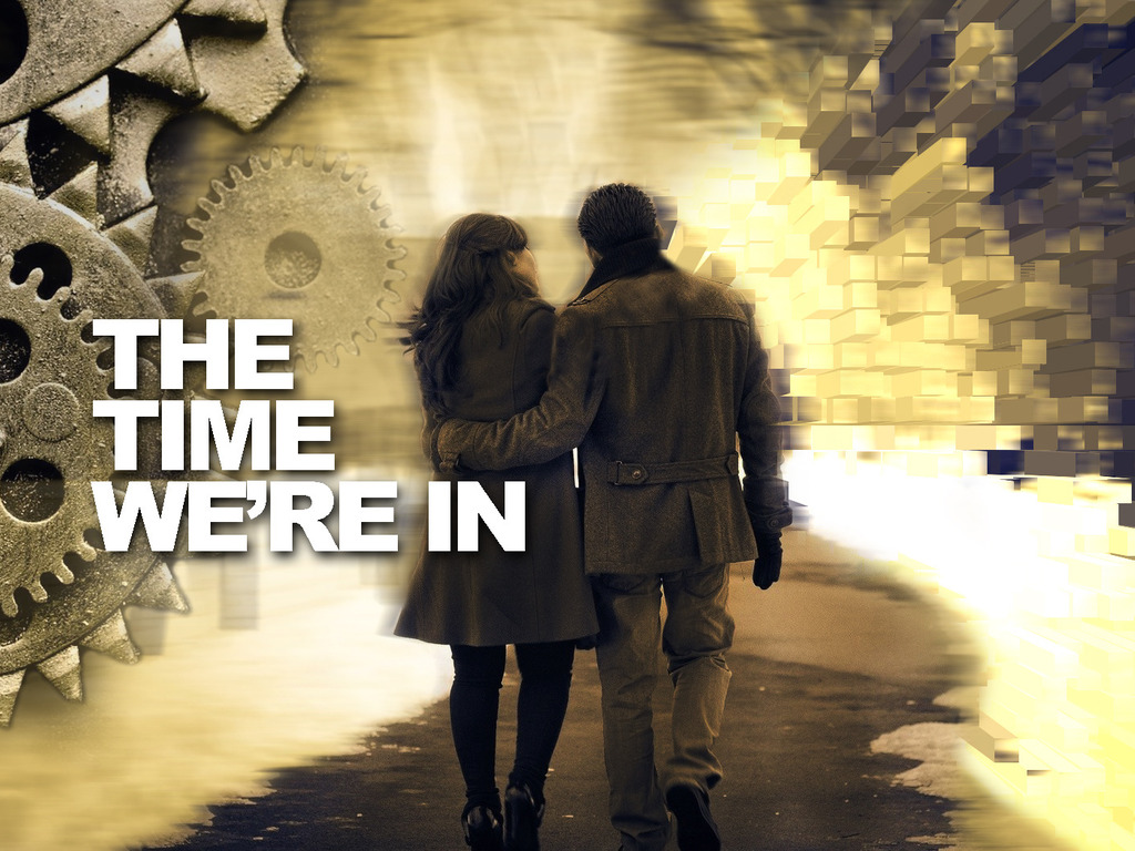 The Time We're In – A short film based on recent events's video poster